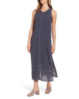 Stitched Up Midi Dress