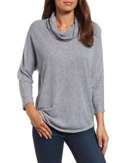 Blissful Cowl Neck Top