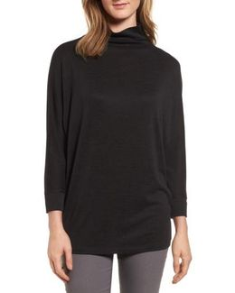 Every Occasion Mockneck Top