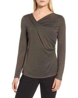 Every Occasion Drape Top