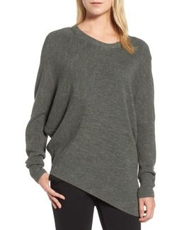 Energy Asymmetrical Sweater