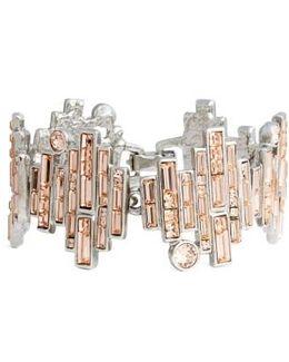 Wide Line Bracelet
