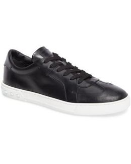 Cassetta Leather Sneaker
