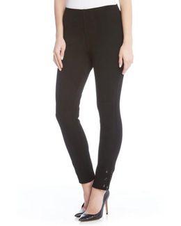 Piper Grommet Detail Skinny Pants