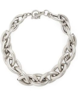 Sloane Chain Collar Necklace