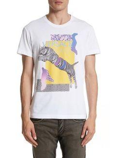 Tiger Logo T-shirt