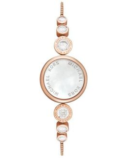 Varick Mother Of Pearl Activity Tracker