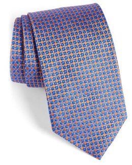Neat Silk Tie