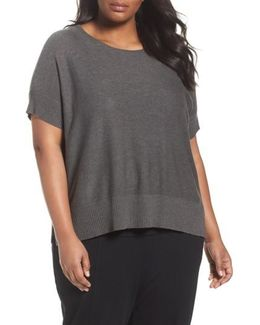 Tencel & Merino Wool Top
