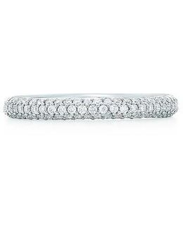 Moonlight Pave Diamond Ring