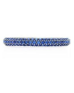 Moonlight Sapphire Stacking Ring
