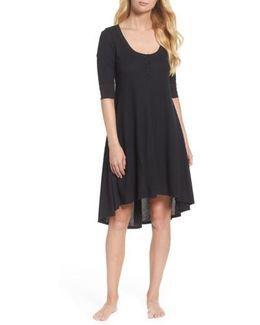 Chelsea Henley Nightgown