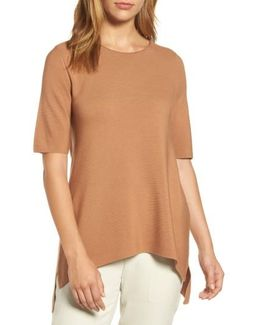 Tencel Knit Top