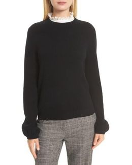 Affie Wool & Cashmere Sweater