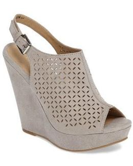 Matilda Wedge Sandal