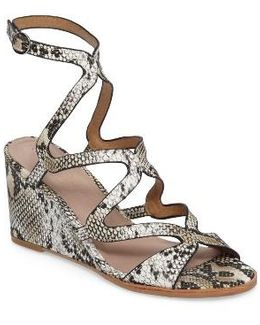 Radical Wedge Sandal