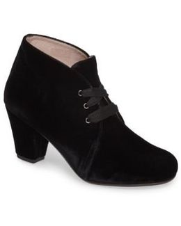 Clair Lace-up Bootie