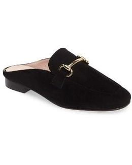 Sorrento Loafer Mule