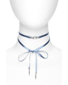 Ben-amur Deco Wrap Choker Necklace
