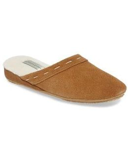 Mayfair Wedge Slipper
