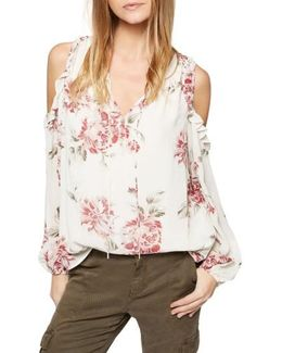 Blaire Cold Shoulder Top