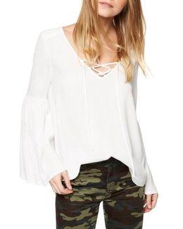 Lila Bell Sleeve Top