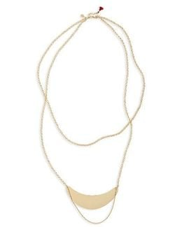 Fiona Multistrand Necklace