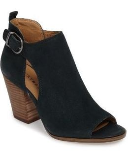 Oona Open Side Bootie