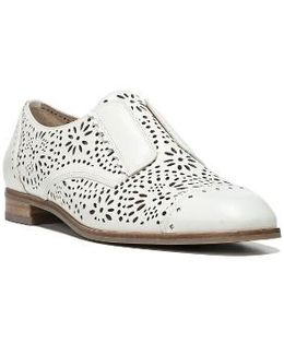 Eliza Perforated Derby