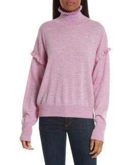 Turtleneck Merino Wool Sweater