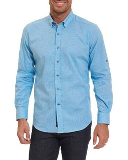 Carlos Tailored Fit Sport Shirt