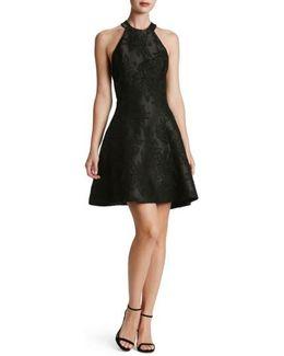 Hannah Fit & Flare Dress