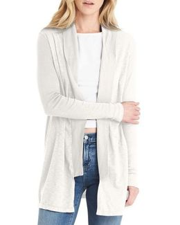 Supima Cotton Cardigan