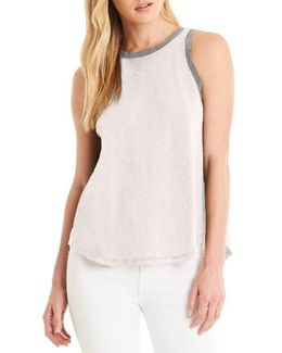 Contrast Trim Swing Tank