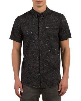 Primitive Noize Print Shirt