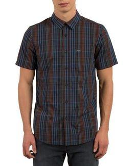 Hugo Plaid Shirt