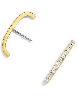Elle Crystal Earrings