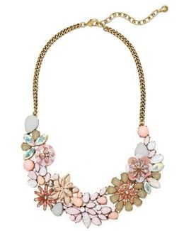 Ariana Bib Necklace
