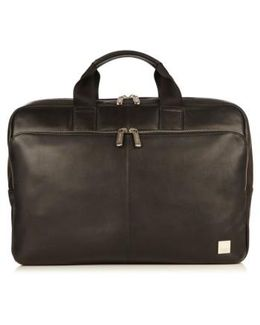 Brompton Newberry Leather Briefcase