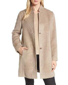 Alpaca Blend Coat