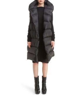 Oversized Down Puffer Vest