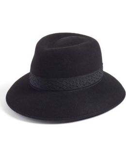 Pop Kim Wool Felt Fedora