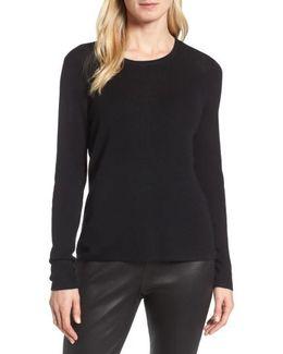 Slim Merino Wool Sweater