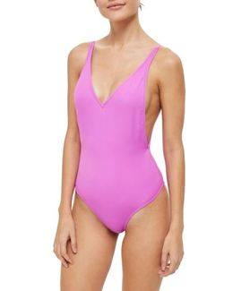 Pamela One-piece Swimsuit