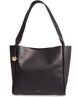 Karalie Leather Shoulder Bag