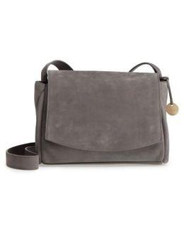 Sylvi Leather Crossbody Bag