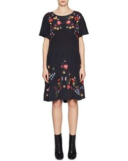 Alice Embroidered Dress