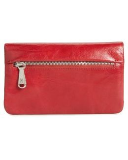 West Calfskin Leather Wallet