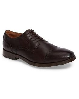Jefferson Grand Cap Toe Derby