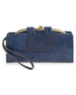 Nova Calfskin Leather Wallet